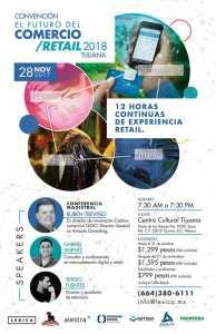 Convención: El Futuro del Comercio @ Centro Cultural Tijuana | Tijuana | Baja California | México