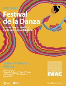 Festival del día de la danza  Casa de Cultura Playas de Tijuana @ Casa de Cultura Playas de Tijuana | Tijuana | Baja California | México