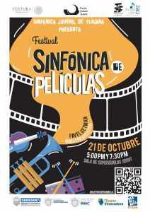 Sinfónica de Películas en el CECUT
