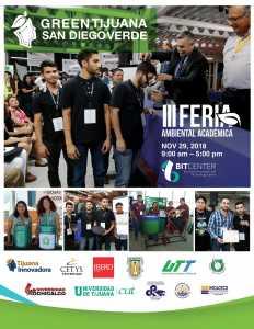 III Feria Ambiental Académica @ BIT Center