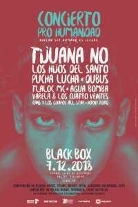 Concierto ProHumanidad en Tijuana