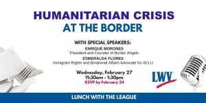 Humanitarian Crisis at the Border