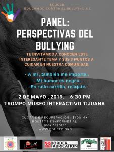 Panel Perspectivas del Bullying @ El Trompo