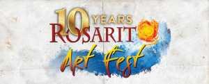 Rosarito Art Fest en el CEART