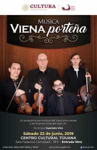 Cuarteto Virá: Música Viena porteña