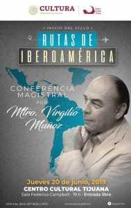 Inicio del  Ciclo Rutas de Iberoamérica