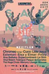 3a edición del festival Say North en Tijuana
