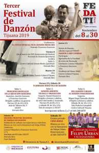 Tercer Festival de Danzón Tijuana 2019 @ Centro Cultural Tijuana