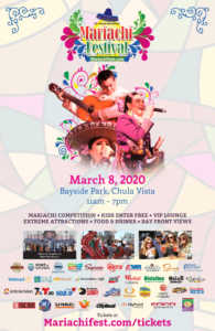 Mariachi Festival @ Bay Side Park | Chula Vista | California | Estados Unidos