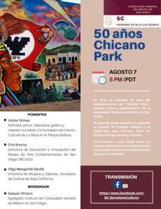 """Panel """"50 Años de Chicano Park"""""""
