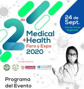 Medical+Health Foro y Expo 2020