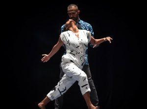 """Virginia García y Damián Muñoz interpretan """"Balance"""", espectáculo  de música y danza, producción de España, Guanajuato y Tijuana."""